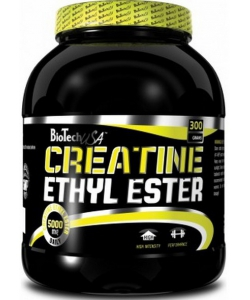 BioTech USA Creatine Ethyl Ester (300 грамм)