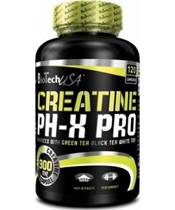 BioTech USA Creatine pH-X PRO (120 капсул)