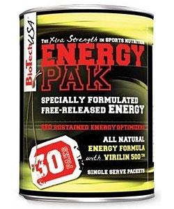 BioTech USA Energy Pak (30 пак., 30 порций)