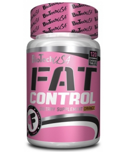 BioTech (USA) Fat Control (120 таблеток)