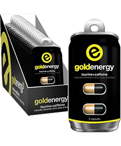 BioTech USA Gold Energy 20x2 caps (40 капсул, 40 порций)