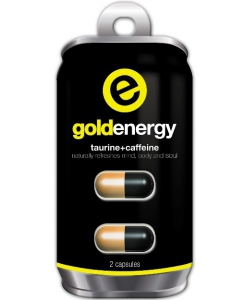 BioTech USA Gold Energy (2 капсул)