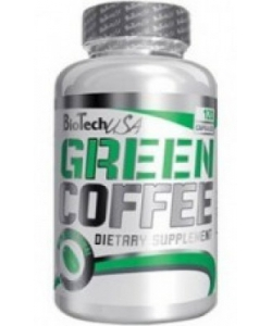 BioTech USA Green Coffee (120 капсул)