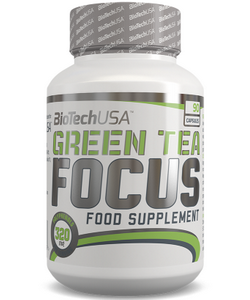 BioTech USA Green Tea focus (90 капсул, 45 порций)