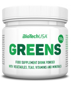 BioTech USA Greens (150 грамм)