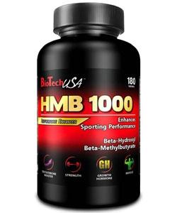 BioTech USA HMB 1000 (180 капсул)