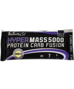 BioTech USA HYPER MASS 5000 (65 грамм, 1 порция)