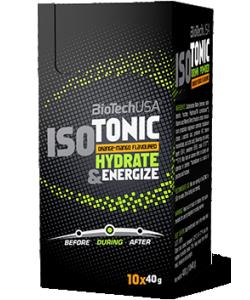 BioTech USA Iso Tonic 10 х 40 (400 грамм)