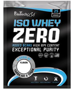 BioTech USA Iso whey zero lact free (25 грамм)