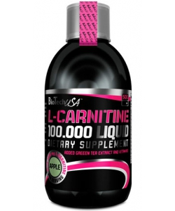 BioTech USA L-Carnitine Liquid 100.000 (500 мл)