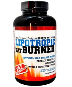 BioTech USA Lipotropic Fat Burner (90 таблеток)