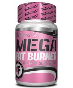 BioTech USA Mega Fat Burner (90 таблеток)