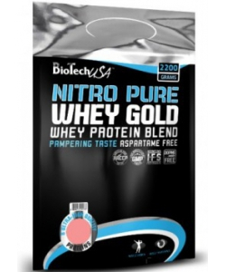 BioTech USA Nitro Pure Whey Gold (2200 грамм)