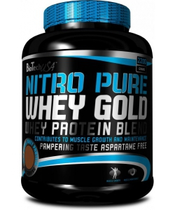 BioTech USA Nitro Pure Whey Gold (2270 грамм)