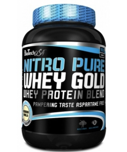 BioTech USA Nitro Pure Whey Gold (908 грамм)