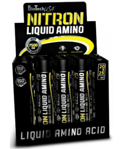 BioTech USA Nitron Liquid Amino 20x25 ml (500 мл)