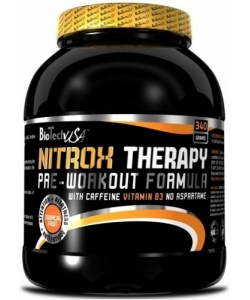 BioTech USA Nitrox Therapy (340 грамм)