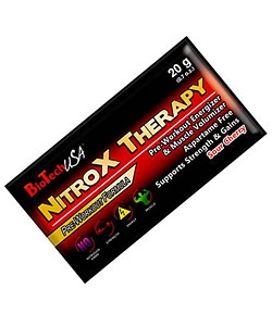 BioTech USA Nitrox Therapy (1 пак.)