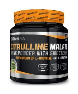 BioTech USA Nutrition Citrulline Malate (300 грамм, 90 порций)
