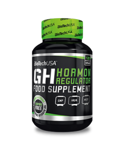 BioTech USA Nutrition GH HORMONE REGULATOR (120 капсул, 30 порций)