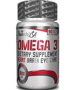 BioTech USA Omega 3 (90 капсул, 90 порций)