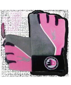 BioTech USA Pink Fit Gloves