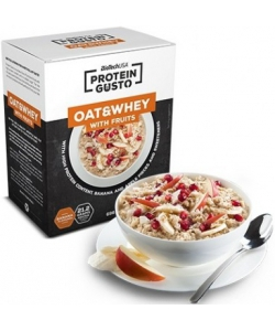BioTech USA Protein Gusto Oat & Whey (696 грамм, 8 порций)