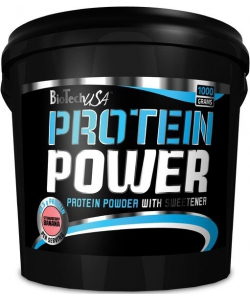 BioTech USA Protein Power (1000 грамм, 33 порции)