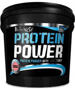 BioTech USA Protein Power (1000 грамм, 33 порции)