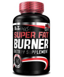 BioTech USA Super Fat Burner (120 таблеток)