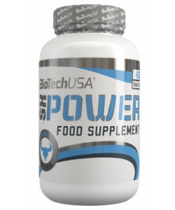 BioTech USA SX Power (60 таблеток)