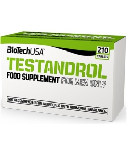 BioTech (USA) Testandrol (210 таблеток)