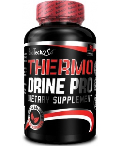 BioTech USA Thermo Drine PRO (90 капсул)