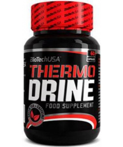 BioTech USA Thermo Drine (60 капсул)