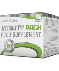 BioTech USA Vitality Pack (30 пак.)