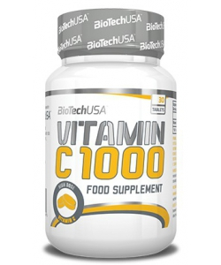 BioTech USA Vitamin C 1000 (30 таблеток)