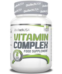 BioTech USA Vitamin Complex (60 таблеток)