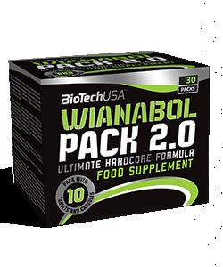 BioTech USA Wianabol Pack 2.0 (30 таблеток)