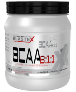 Blastex Nutrition BCAA 8:1:1 (400 грамм, 40 порций)