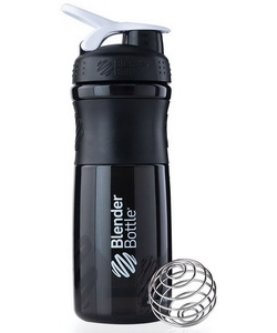 Blender Bottle Shaker Sport Mixer (830 мл)