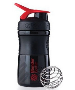 Blender Bottle Shaker Sport Mixer (600 мл)
