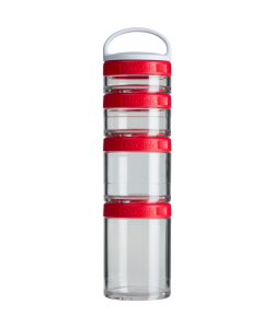 BlenderBottle Контейнер Go Stak Red (350 мл)