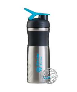 BlenderBottle Шейкер Stainless Steel c шариком (820 мл)