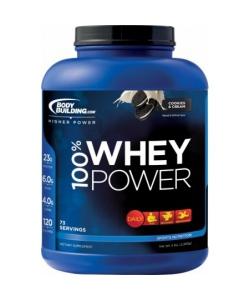 Bodybuilding.com 100% Whey Power (1800 грамм, 58 порций)