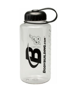 Bodybuilding.com Wide Mouth Water Bottle (1000 мл)