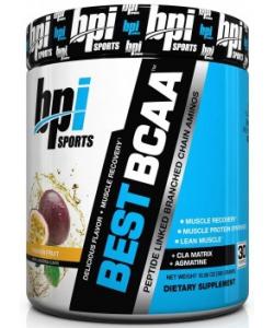 BPI BEST BCAA (300 грамм, 30 порций)