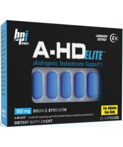 BPI Sports A-HD Elite (30 капсул)