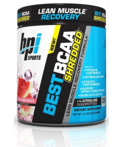 BPI Sports BEST BCAA Shredded (300 грамм, 25 порций)