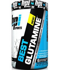 BPI Sports BEST Glutamine (350 грамм, 38 порций)