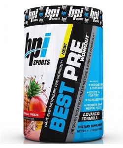 BPI Sports Best Pre-Workout (315 грамм, 30 порций)